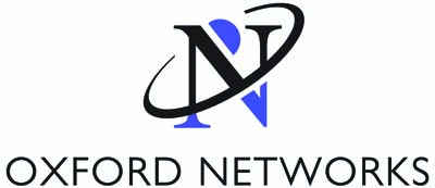 OxfordNetworks Logo Print
