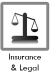 Insurance Legal Icon
