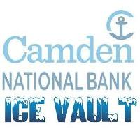 Camden National Ice Vault